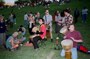 Drum Circle Houston