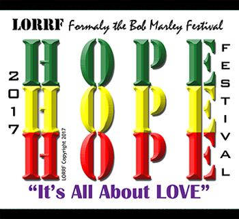 LORRF - Formally the Bob Marley Festival Tour